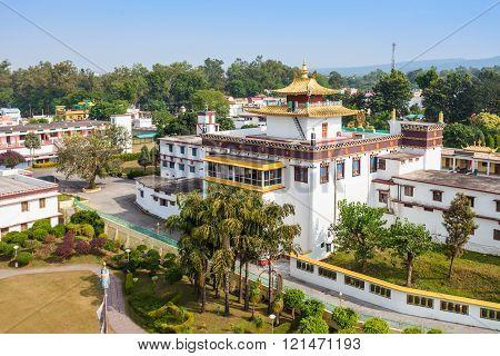 Mindrolling Monastery, Dehradun