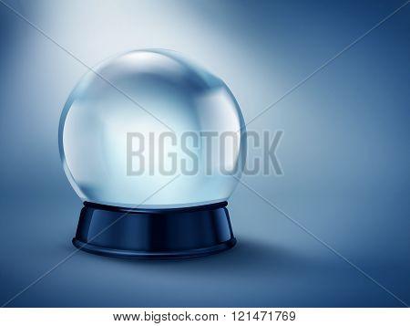 Empty Magic Ball