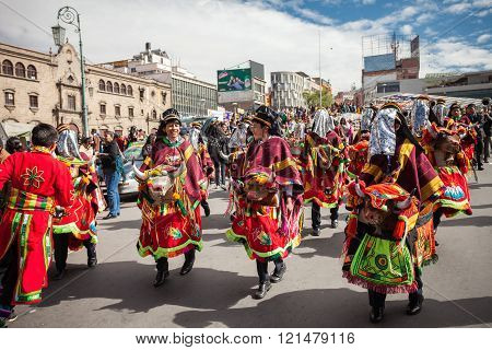 La Paz Carnival