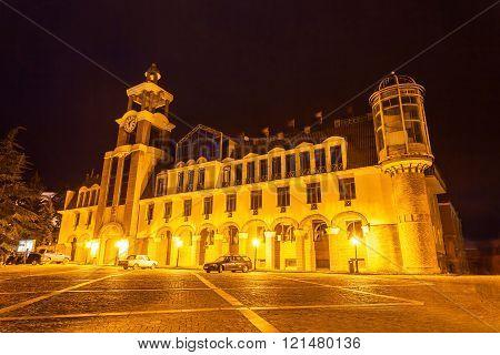 City Hall, Sighnaghi