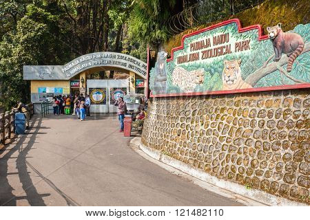 Zoo In Darjeeling