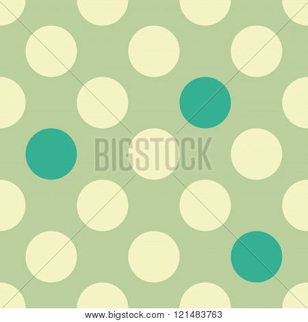 Vector modern seamless colorful geometry dots pattern color abstract