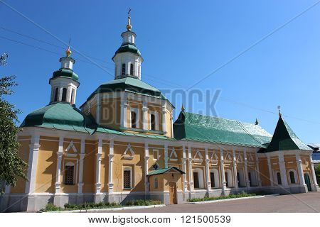 Church Cells In Chernihiv