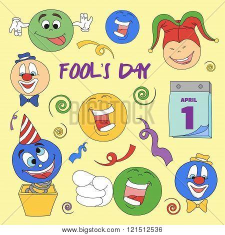 Fools day- 1 April