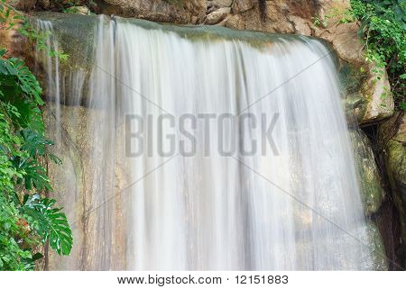 Silky Waterfall
