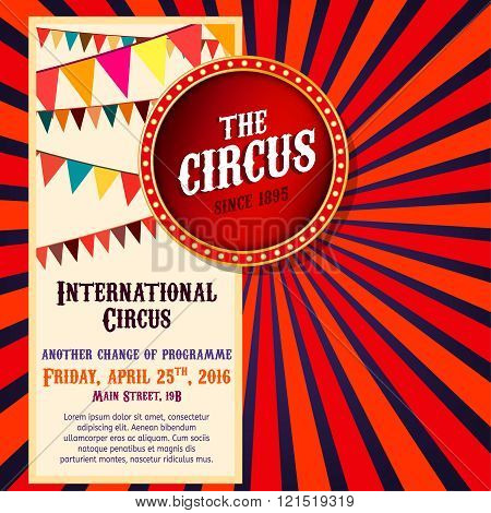 Circus Poster Image