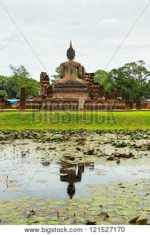 Sukhothai Historical Park, Sukhothai Province, Thailand