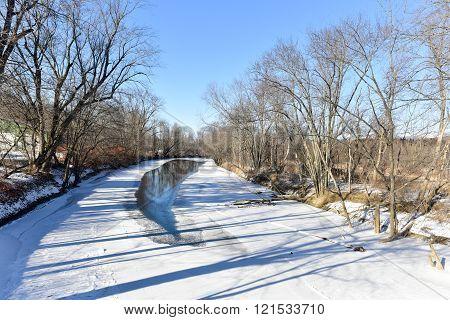 Otter Creek River - Vermont