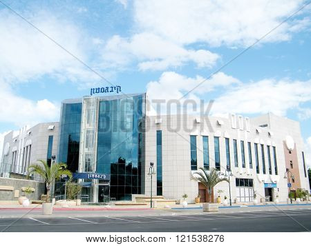 New modern office building in Or Yehuda Israel