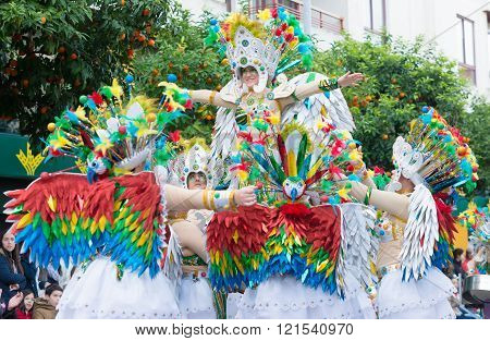 Carnival of Badajoz 2016