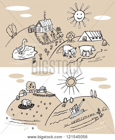Farm And Agriculture