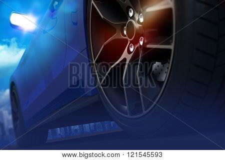 Car Drifting Concept