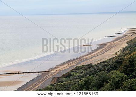 Beach Groynes.