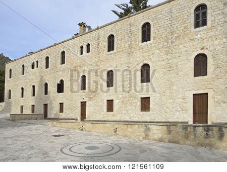 Holy Monastery Of St. Neophytos