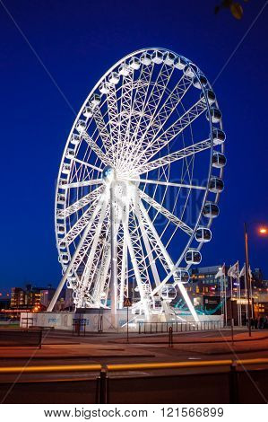 The Gothenburg Wheel