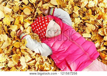 Golden autumn fun