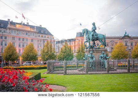 Kongens Nytorv Square, Copenhagen
