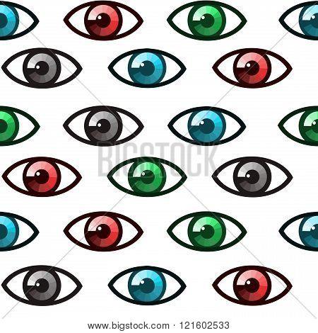 Eyes Seamless