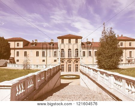 Villa Della Regina, Turin Vintage