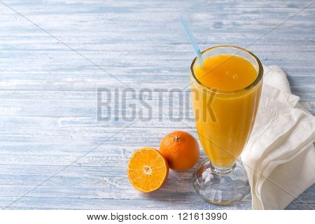 Fresh Tangerine Juice