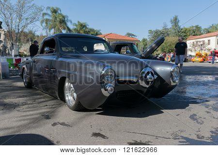 Studebaker Champion On Display