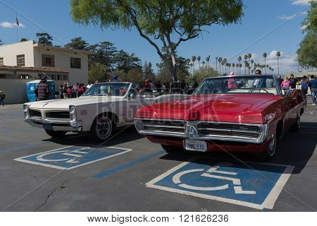 Pontiac Gto And Pontiac Grand Prix
