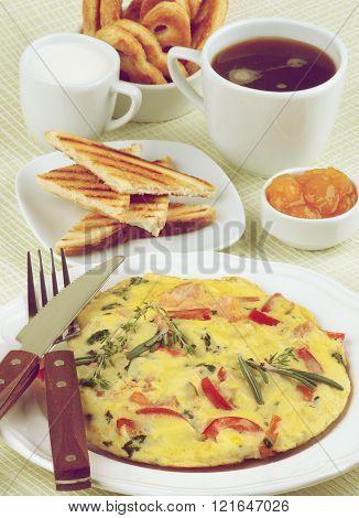 Hearty Classic Breakfast