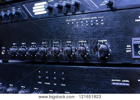 Switchers Of The Iron Blue Video Processing Unit
