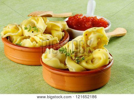 Delicious Meat Cappelletti