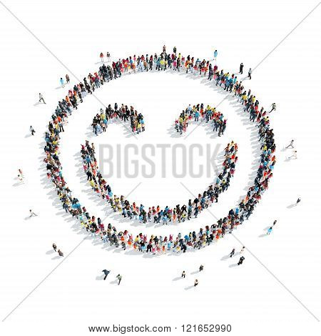 people  smiley face icon