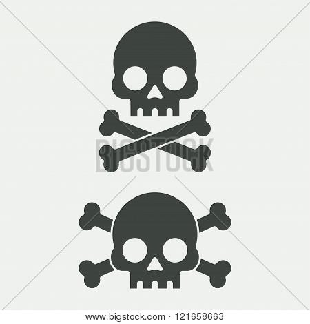 Skull Vector Illustration