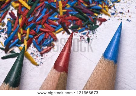 Sharpen The Pencils
