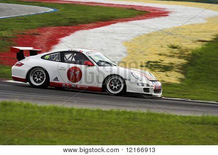 porsche racecar