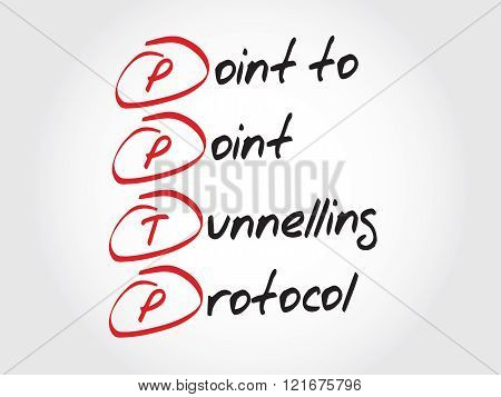 Pptp Point To Point Tunnelling Protocol