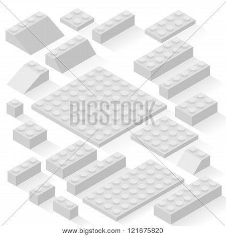Monochrome gaming kit