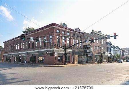 Millersburg, Ohio