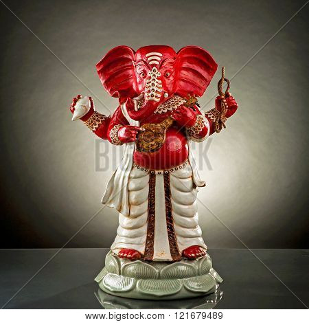 Ganesha God Of Hindu