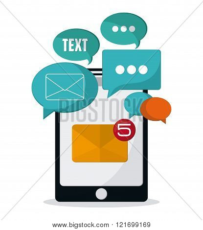 Sms and email design