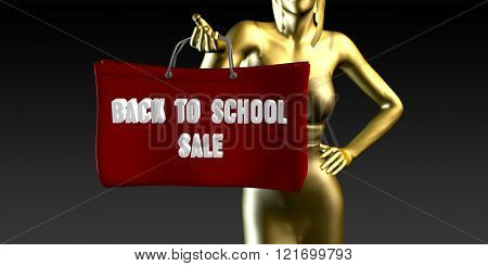Back to School Sale or Sales as a Special Event