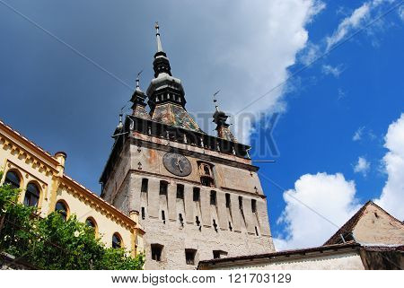 Transylvania, Sighisoara's Clock Tower