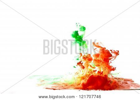 Fluid Motion Multicolor