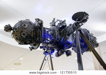 Zeiss Mark IV Planetarium Projector