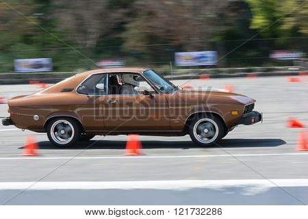 Manta Miragein autocross
