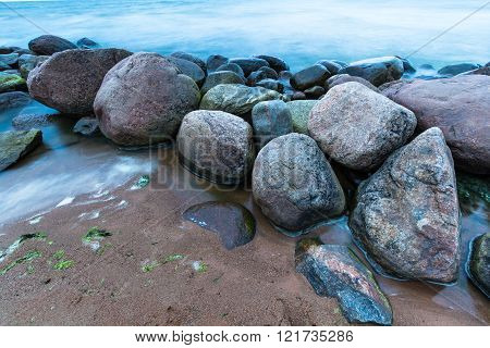 Stones In The Sea