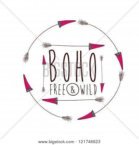 boho style design