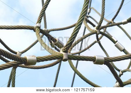 Group of ropes