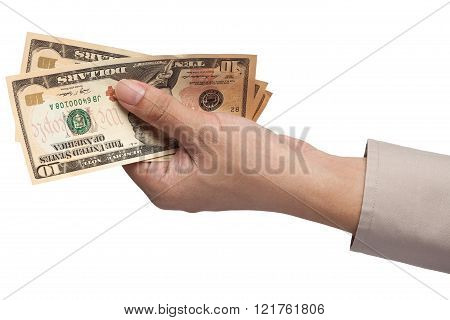 Holding Money