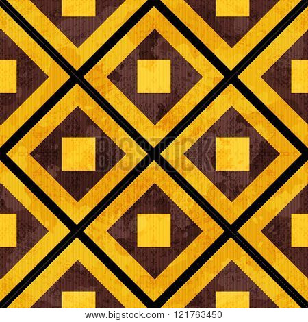 Beautiful Bright Color Abstract Geometric Seamless Pattern