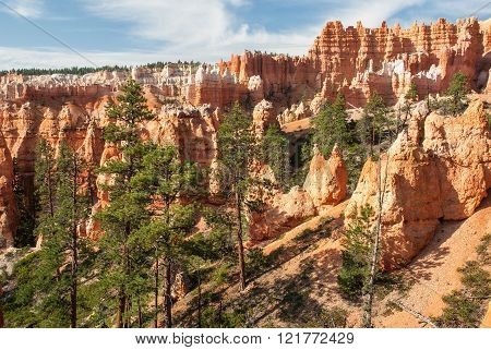Bryce Canyon marvelous creation of nature, Utah, USA