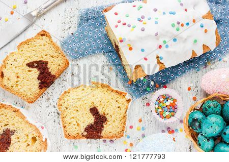 Traditional Baking For Easter Holiday